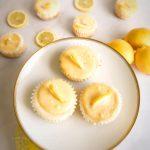 Lemon Cheesecake (Mini version) by Monica Tunjungsari Omar