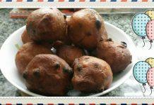 Oliebollen dan Krentenbollen by Frieda Hoogenboom-Siregar