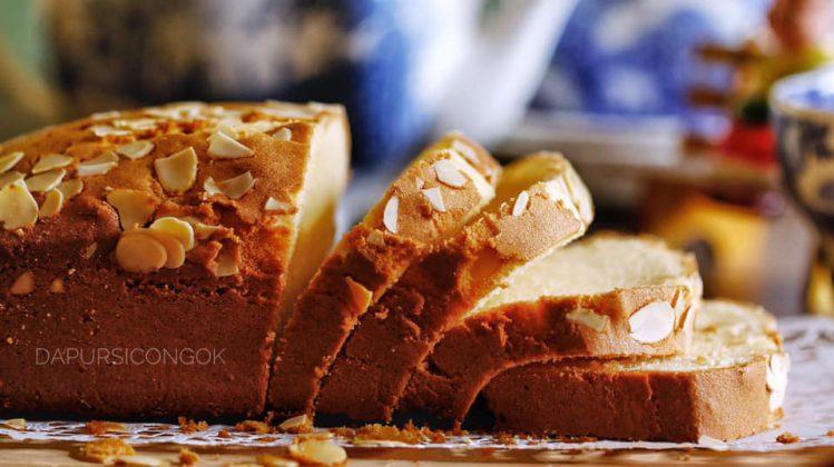RESEP DAN CARA MEMBUAT BUTTER CAKE KLASIK Dan BIKIN NAGIH 1