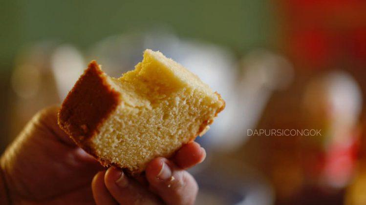 RESEP DAN CARA MEMBUAT BUTTER CAKE KLASIK Dan BIKIN NAGIH 2