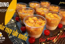 Resep puding mangga cup by Momandson Pudding