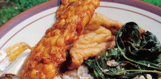 SAYUR GORI & DAUN SINGKONG by Dianish's Kitchen