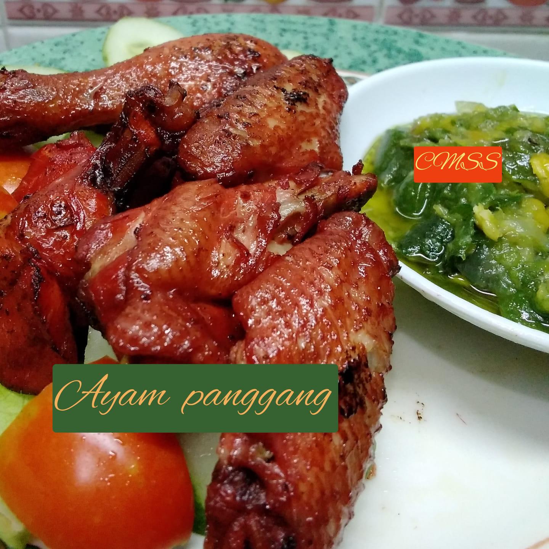 resep Ayam panggang (Bumbu angkak) by Catharina Maria Sri Sumarti