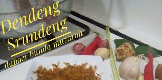 resep DENDENG SERUNDENG by Bunda Muzaroh