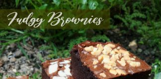 resep FUDGY BROWNIES by Dianish's Kitchen