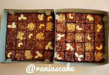 resep Fudgy Brownies by Nidatul Jamiati 1