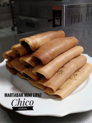 resep MARTABAK MINI LIPAT by Chico Tia