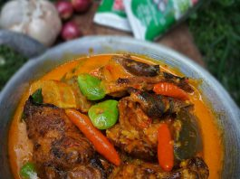 resep Mangut ikan asap by Dianish's Kitchen