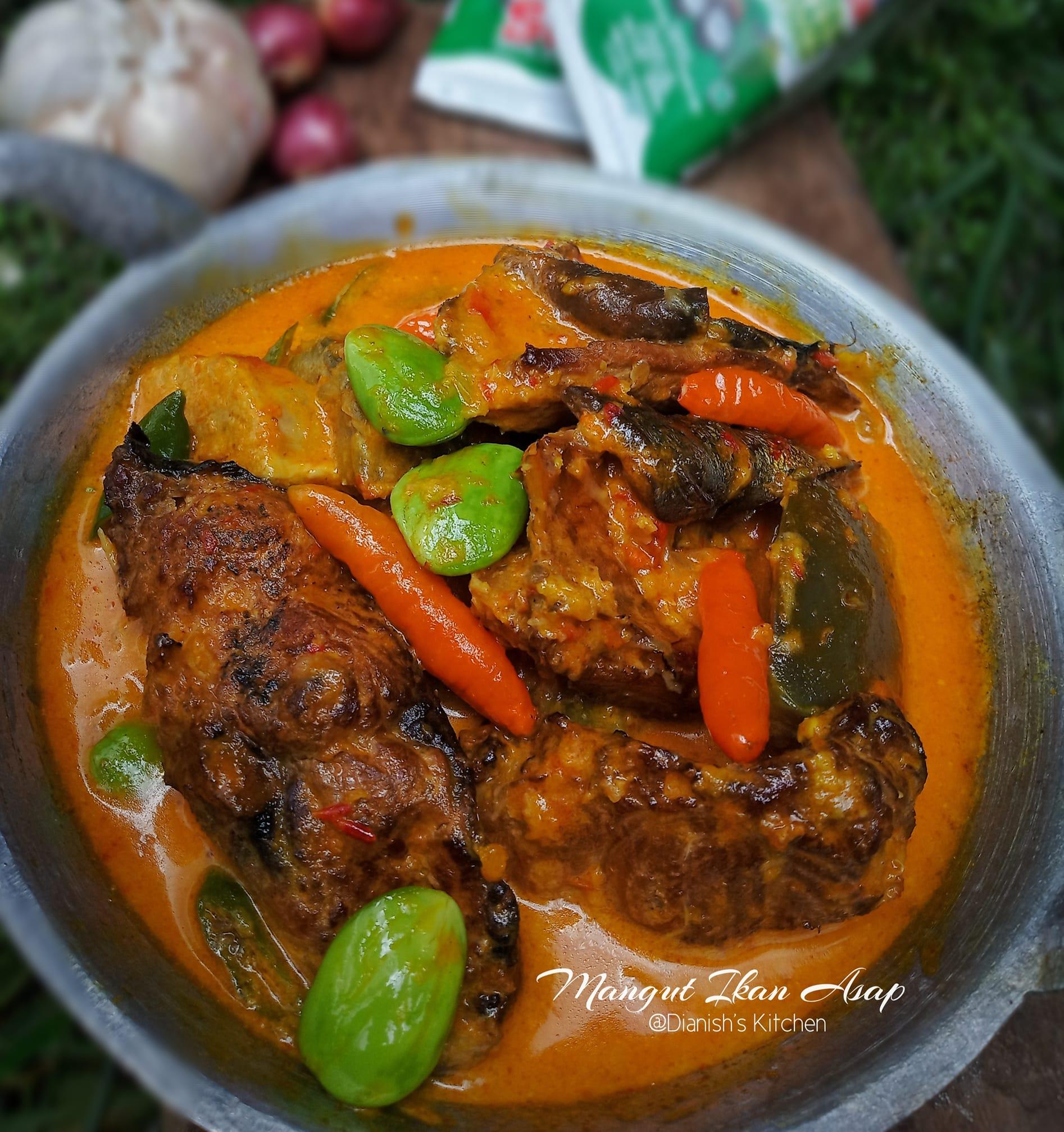 Resep Mangut Ikan Asap By Dianish S Kitchen Langsungenak Com