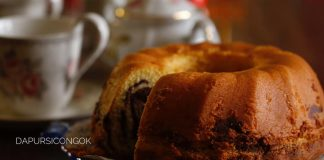 resep Marmer cake by Dapursicongok Dapursicongok 1