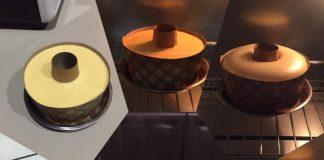 resep Orange Chiffon Cake by Rina M