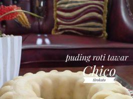 resep PUDING ROTI TAWAR by Chico Tia