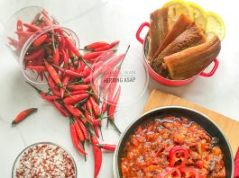 resep Sambal Ikan Herring Asap by Monica Tunjungsari Omar