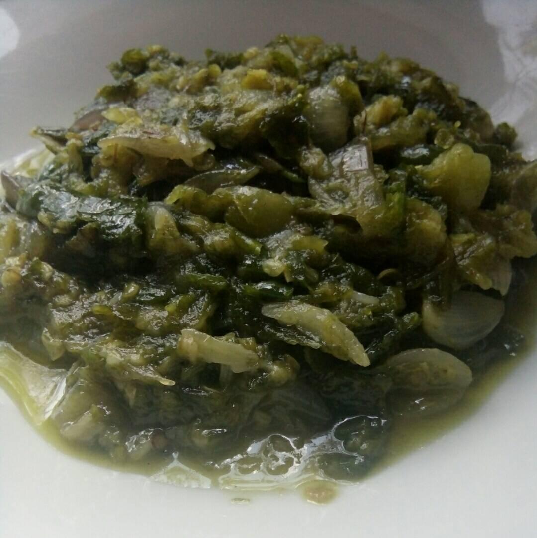 resep Sambal hijau by Nabila M. Hardini