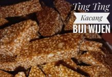 resep TingTing Kacang Biji Wijen by Alisha Shofia