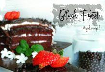 resep black forest by Yulviza Yuli