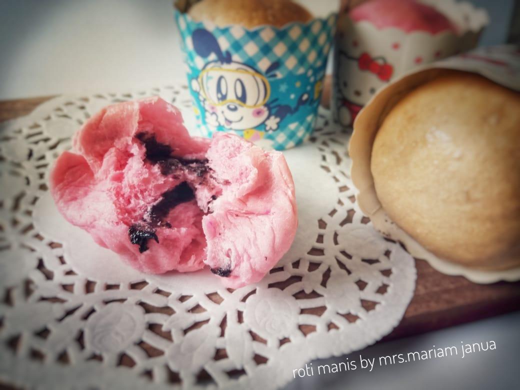 resep japanese milk bread by Mariam Janua