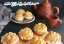 resep kue soes by Hijabz Solo