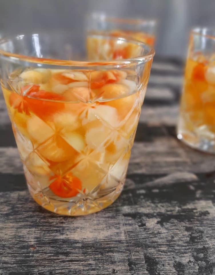 Cocktail buah - es buah jadul by Wita Lawin