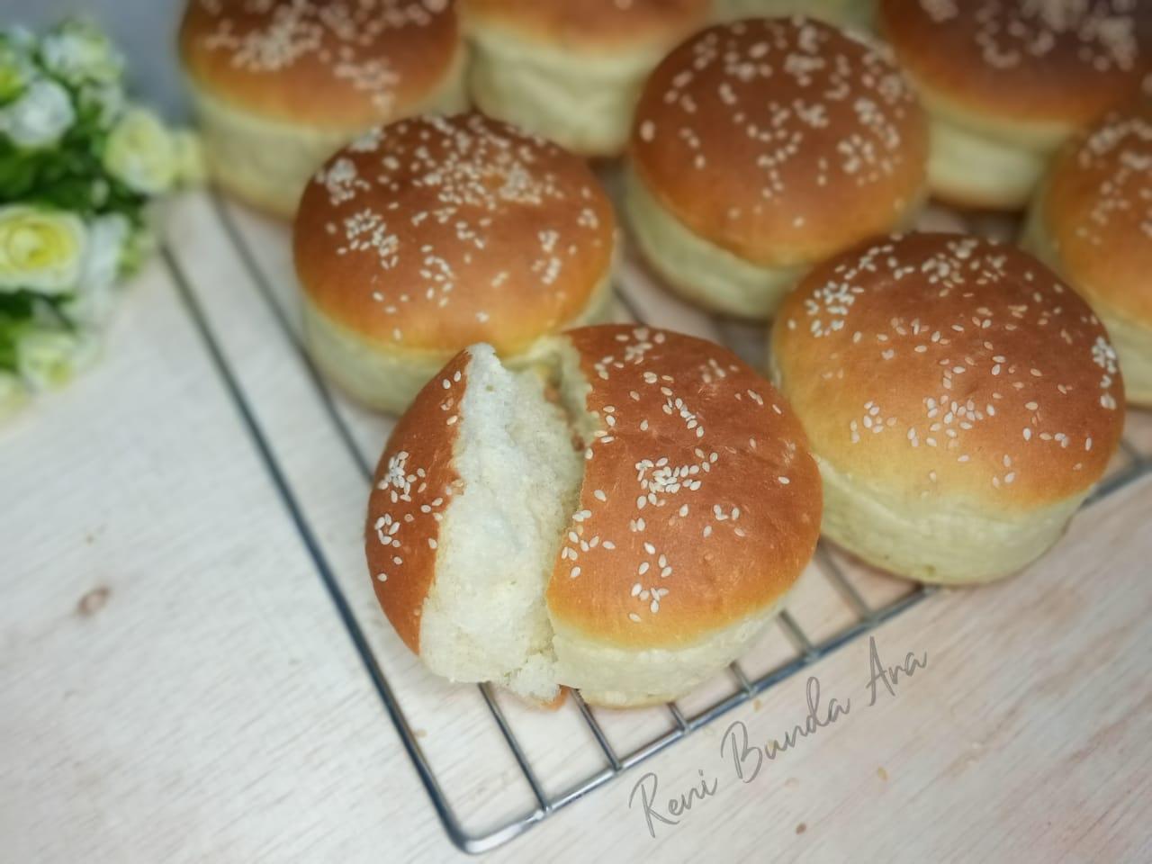 Roti burger by Reni Dwi Arti Agustina 1