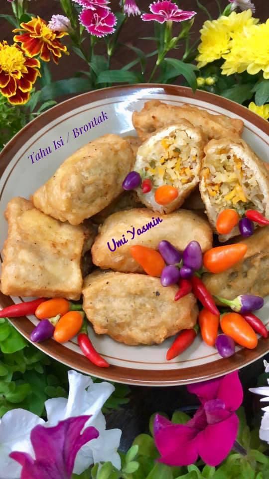 Tahu isi / Tahu Brontak by Fah Umi Yasmin