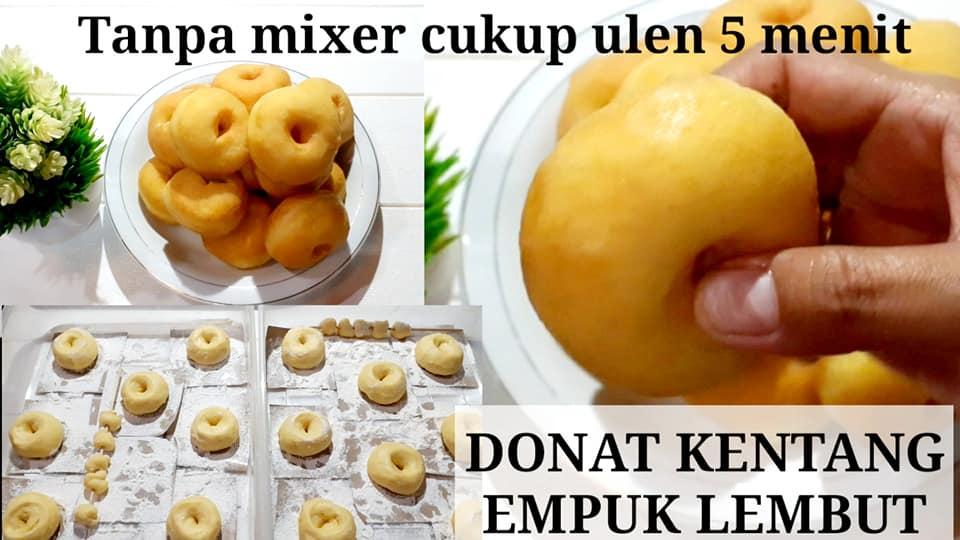 donat kentang metode autolysis by Eka Novita Sari 1