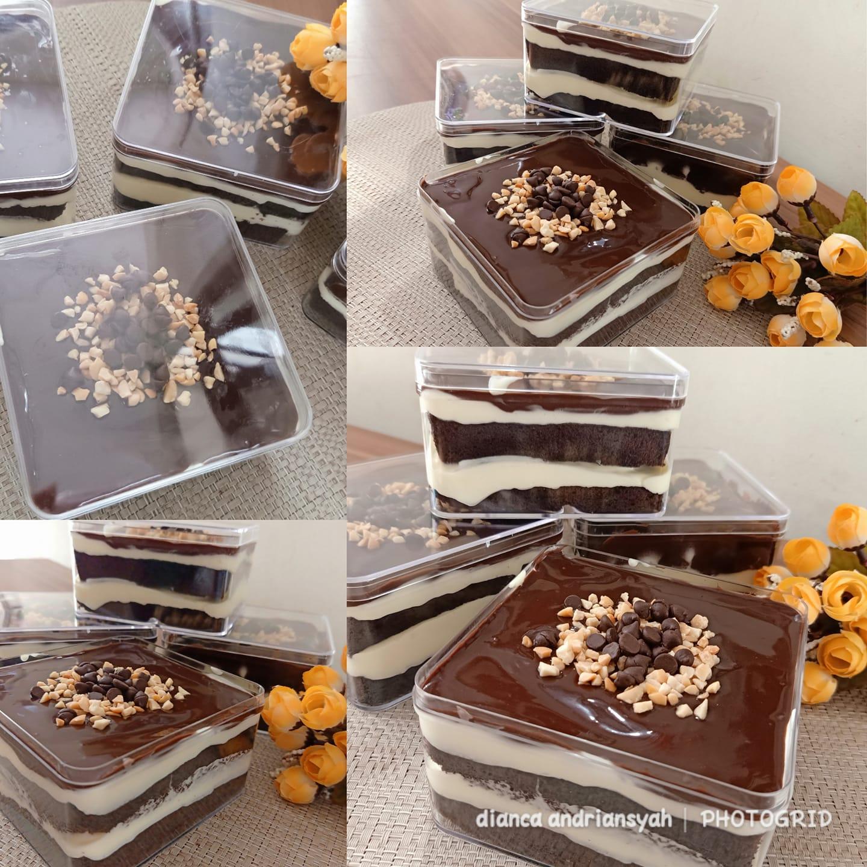 ide jualan resep coklat lumer viral by Dianca Andriansyah