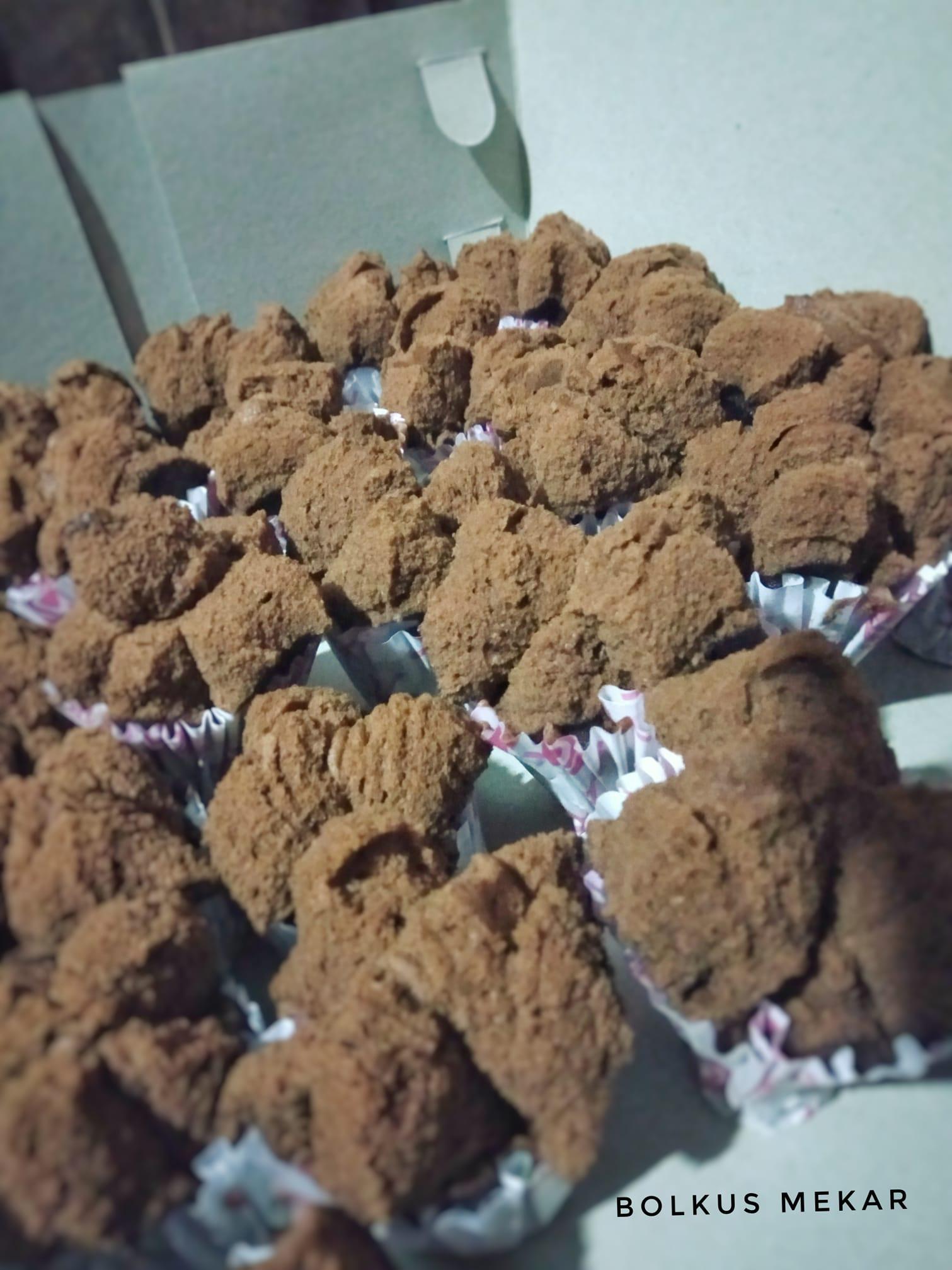 resep Brownies kukus coklat by Fenti Flouren