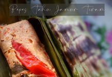 resep PEPES TAHU JAMUR TIRAM by Dianish's Kitchen