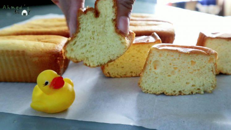 resep Sponge Cake Tape by Ultramen 2