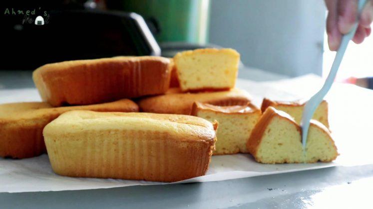 resep Sponge Cake Tape by Ultramen 3