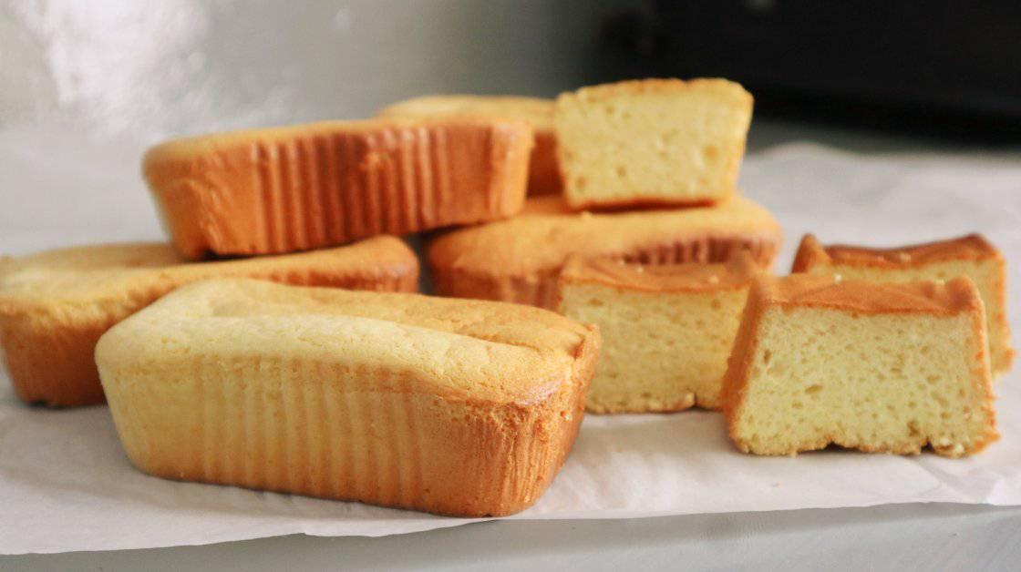 resep Sponge Cake Tape by Ultramen
