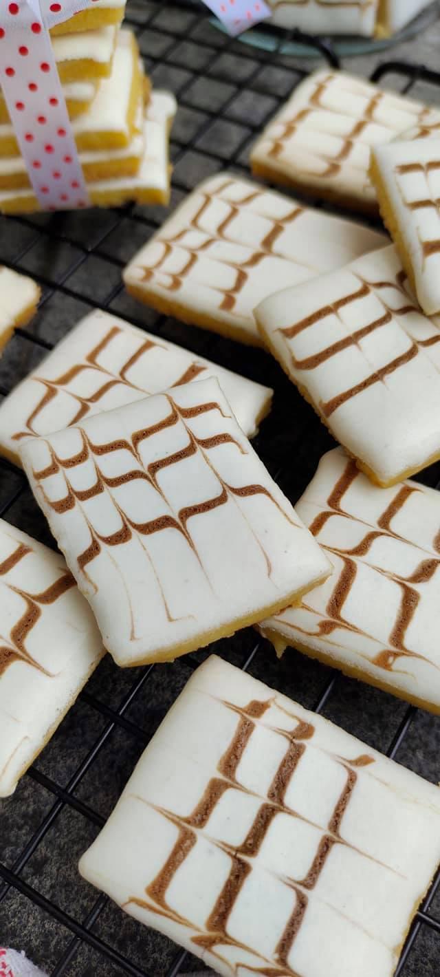 Resep Marmer Cookies / Kukis Batik by Resa Zu 1