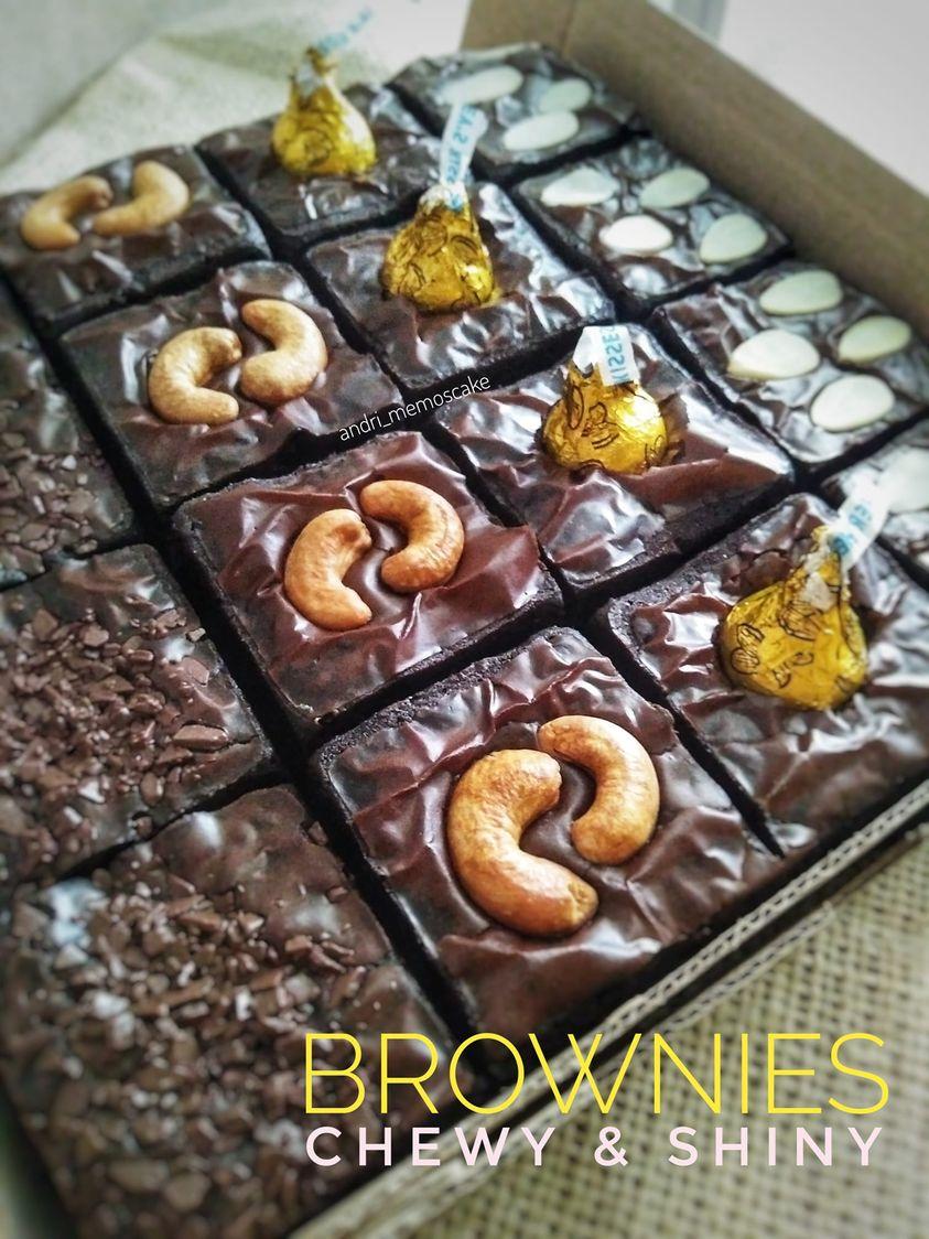 membuat BROWNIES by Andri Irawati