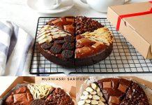 resep BROWNIES PANGGANG by Nadya Adzra