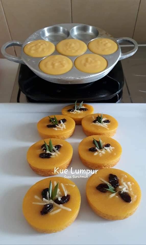 resep Kue Lumpur by Wahyu Nursanti Suratman 2