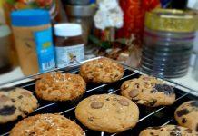 tips membuat Soft Cookie by Laxmiie Warrie