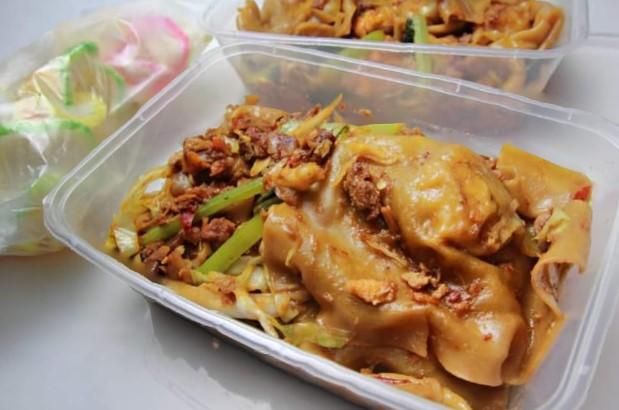 Ide jualan pangsit goreng legino box by Momandson Pudding