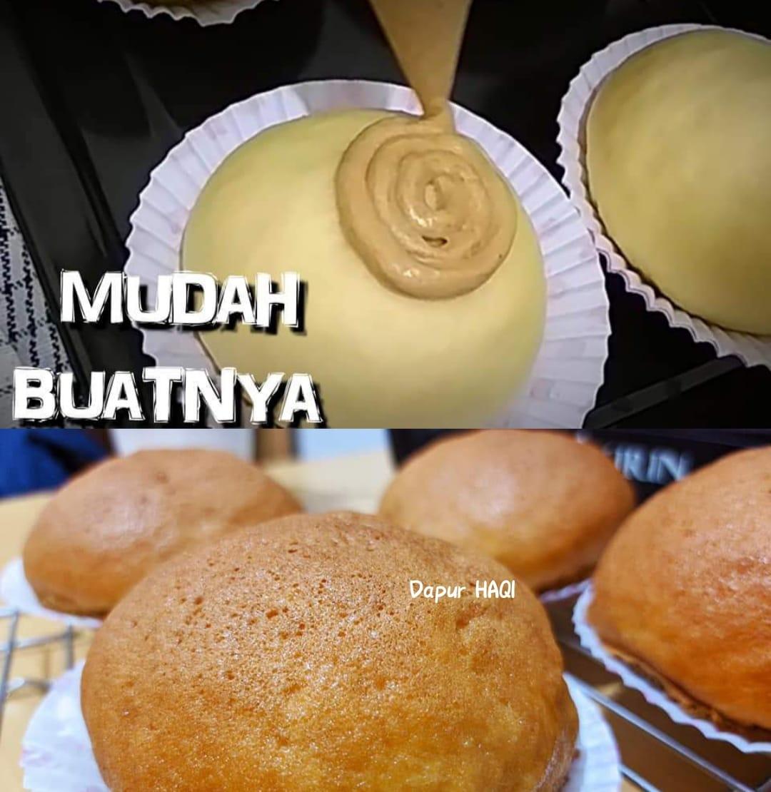 Gara gara anak lanang pengen naik kereta sambil makan roti bo* akhirnya emaknya belajar cara bikin topping roti Bo*