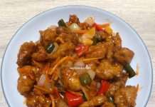 resep Babi asam manis by Auntiec Auntiec