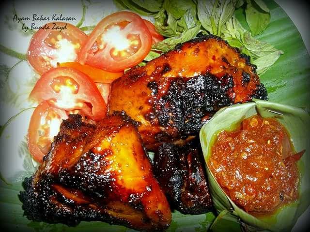 Ayam Bakar Kalasan by Tyas Alamsyach