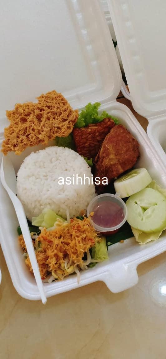 Kremes Ungkepan Ayam by Asih Hisa