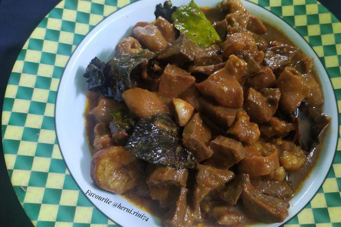 Momoh kuliner khas dari Kendal by Herni Rini