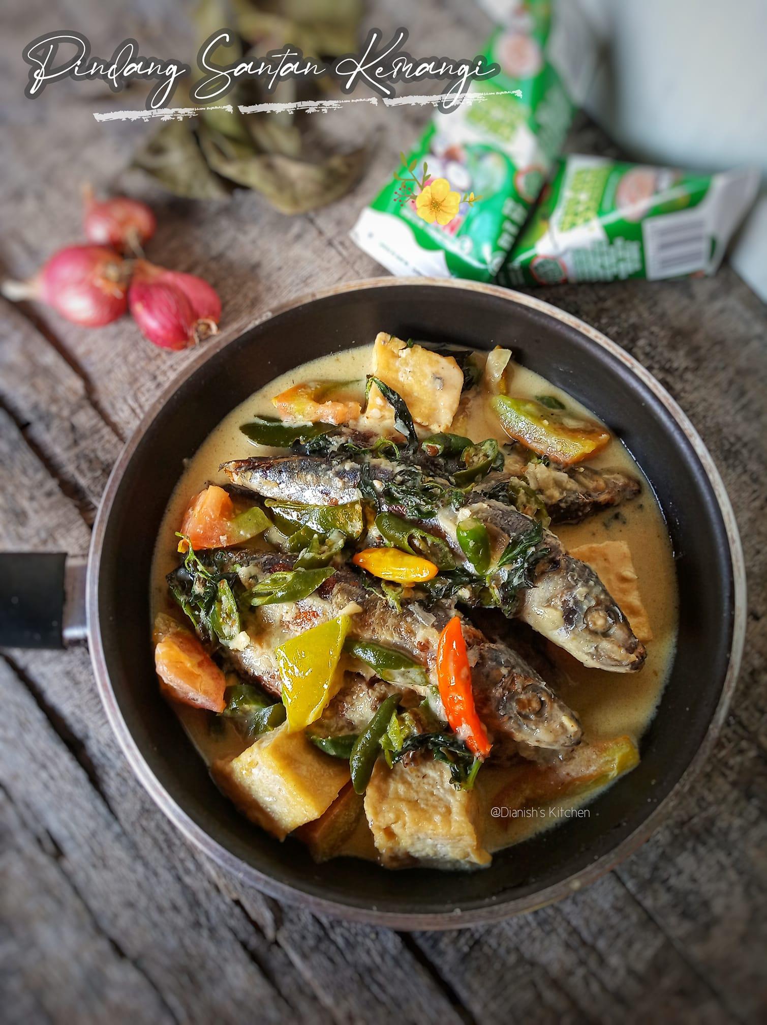PINDANG SANTAN KEMANGI by Dianish's Kitchen