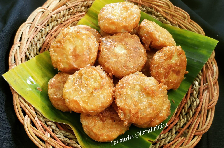 Perkedel kentang tanpa daging by Herni Rini