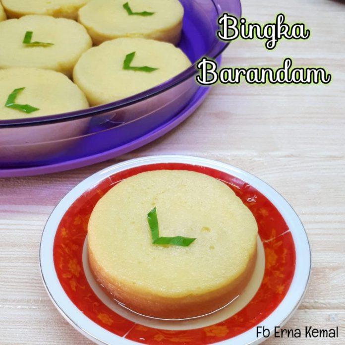 Ramadhan di Kalimantan Selatan Bingka barandam by Erna Kemall