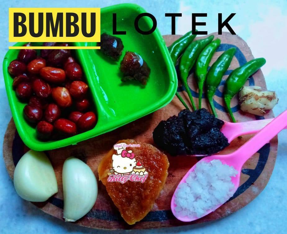 bumbu LOTEK by Annansya Aina 1