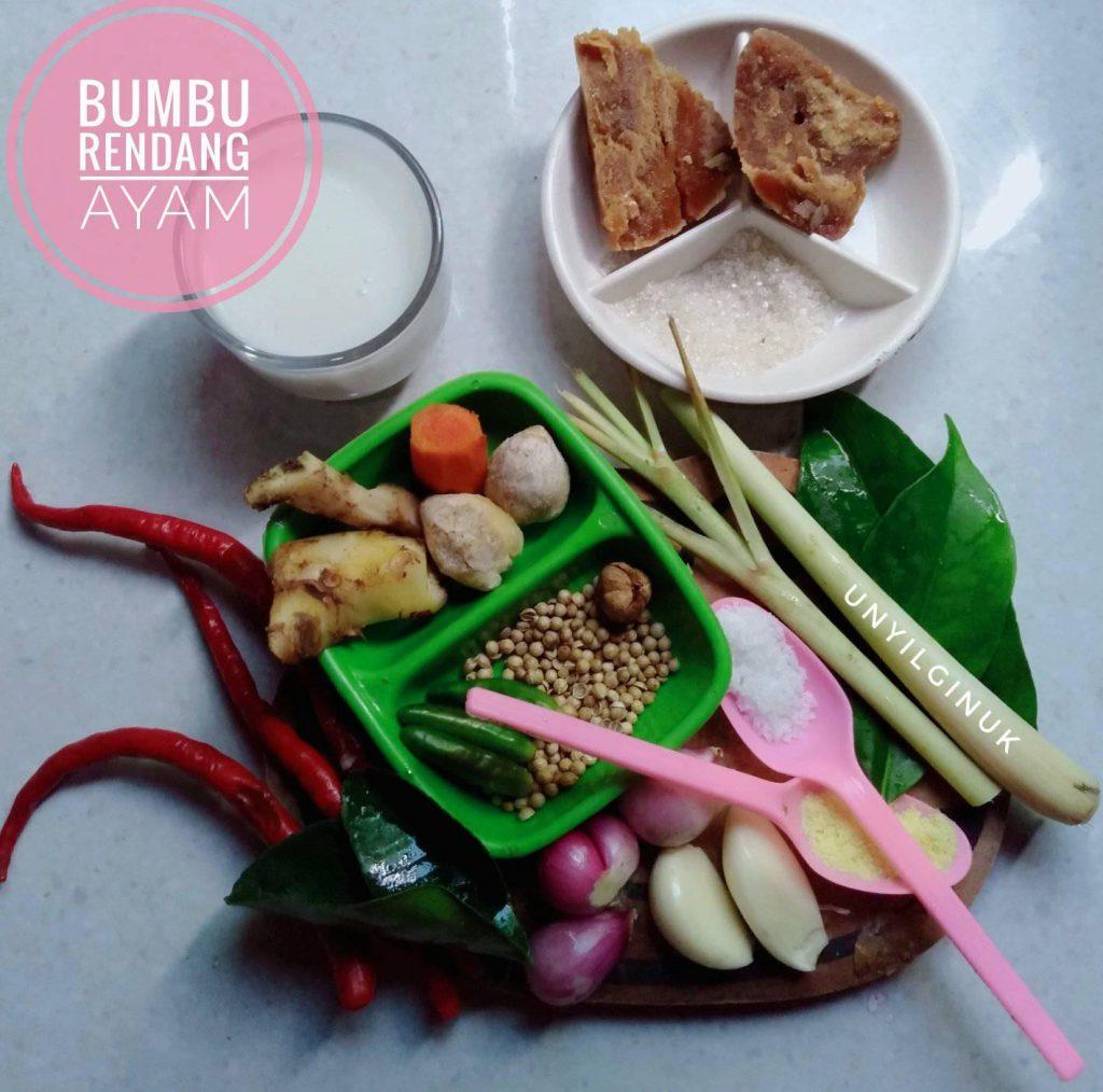 masakan terenak Rendang Daging Ayam by Annansya Aina