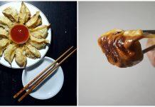 resep Gyoza meskipun mirip dengan Jiaozi, Mandu, Kuotie, atau Choipan