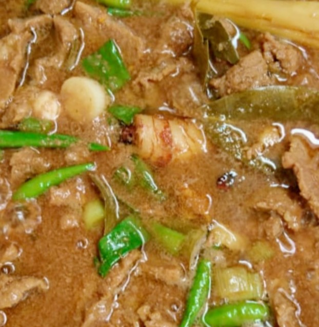 Semur daging by Nanda Sukesi